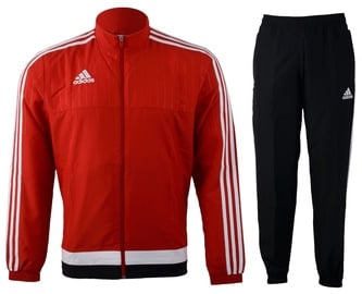 Adidas Tiro 15 Presentation Suit M64057 Red Black XS