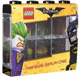 LEGO Batman Minifigure Display Case For 8 Minifigures Black 40651735