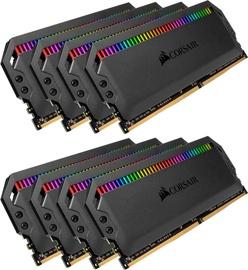 Corsair Dominator Platinum RGB 64GB 3600MHz CL18 DDR4 KIT OF 8 CMT64GX4M8X3600C18