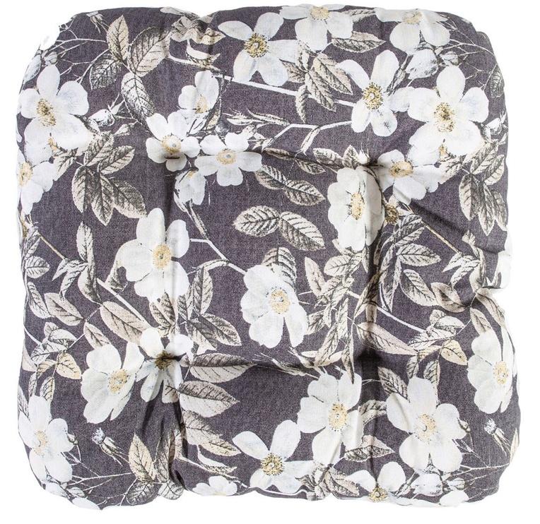 Home4you Waikiki Chair Pad 40x40cm Brown Rose