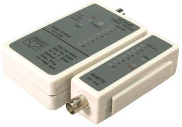 Logilink WZ0011, Cable Tester RJ11 / RJ12 / RJ45 / BNC