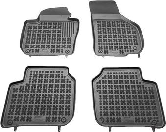 Gumijas automašīnas paklājs REZAW-PLAST Skoda Superb II 2008-2015, 4 gab.