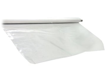 Polyethylene Film 2 x 50 m Transparent