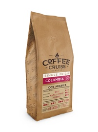 Kavos pupelės Coffee Cruise Columbia, 1 kg