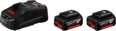 Bosch GBA 18V 6.0Ah 2pcs + AL3680CV Charger