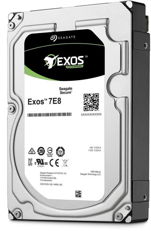 Seagate Exos 7E8 5tb 7200RPM 256MB SATA ST6000NM002A