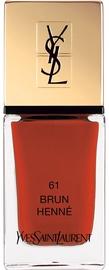 Yves Saint Laurent La Laque Couture Nail Lacquer 10ml 61
