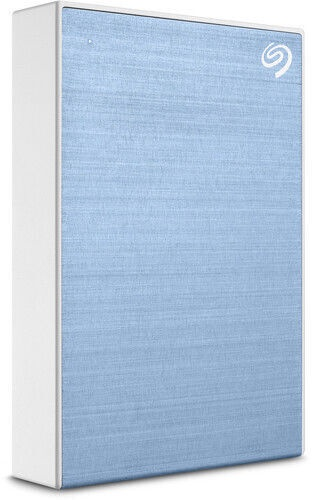 Seagate One Touch HDD 2TB Light Blue
