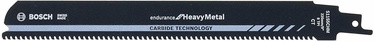 Bosch 2608653182 S 1155 CHM Saber Saw Blade Black