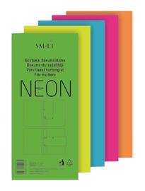 SMLT Document Divider 30pcs Neon Asorti