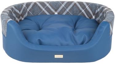 Amiplay Kent Dog Ellipse Bedding 2in1 S 54x45x16cm Blue