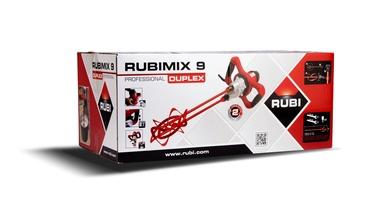 RUBI Rubimix-9 Duplex Electric Mixer 1350W