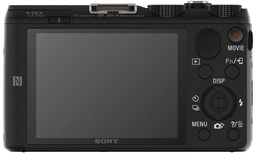 Sony Cyber-Shot DSC-HX60 Black
