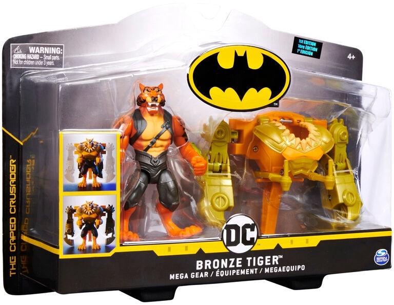 Spin Master Batman Bronze Tiger Mega Gear
