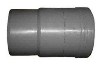 Wavin Optima Internal Connector Pipe 110mm Grey