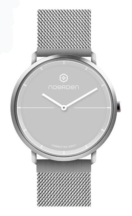 Išmanusis laikrodis Noerden Life2 Plus, pilka