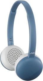 Ausinės JVC HA-S20BT-E Blue, belaidės