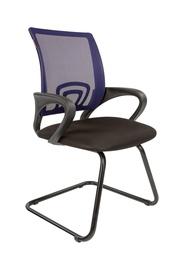 Apmeklētāju krēsls Chairman 696 V TW Blue/Black