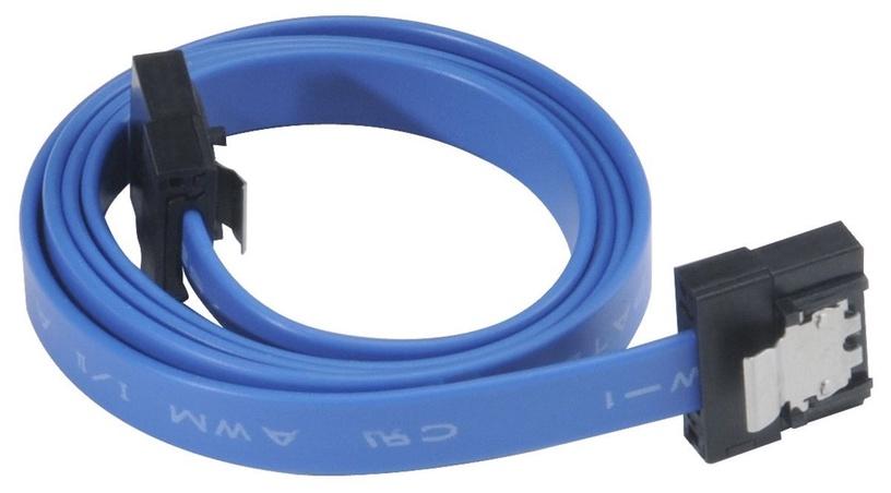 Akasa Cable SATA / SATA Blue 0.15m