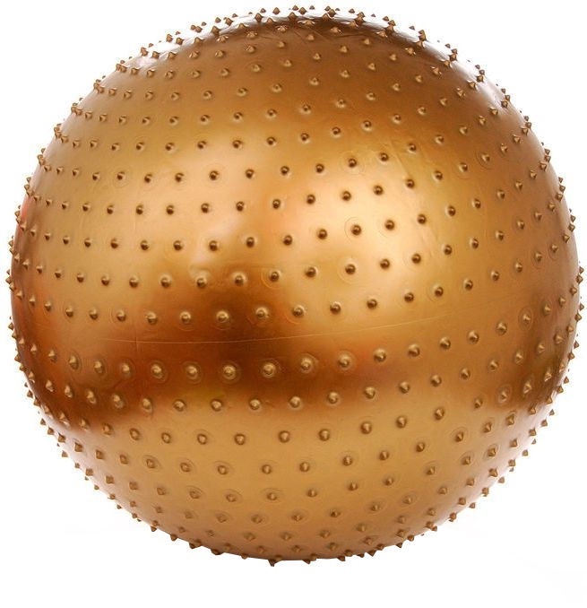Meteor Massage Gym Ball 65cm Gold