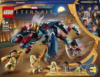 Конструктор LEGO Super Heroes 76154, 197 шт.