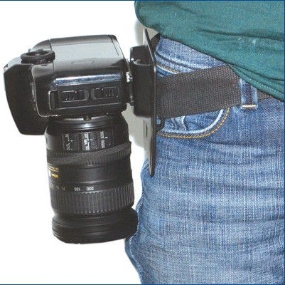 Fotocom Quick Belt Attachment with Plate