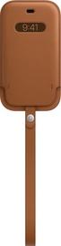 Чехол-аккумулятор Apple iPhone 12 Mini MagSafe Sleeve, коричневый