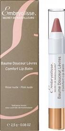 Бальзам для губ Embryolisse Comfort Lip Balm Pink Nude, 2 г