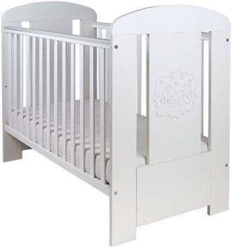 Bērnu gulta Drewex Cortona Bear Premium, 123x65 cm