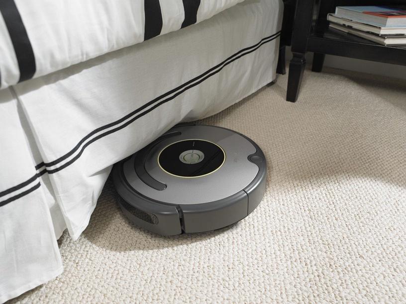 Putekļsūcējs - robots iRobot Roomba 615