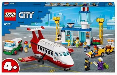 Конструктор LEGO® City Городской аэропорт 60261