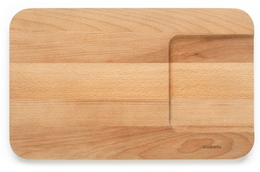 Brabantia Wooden Chopping Board For Vegetables Large Brown