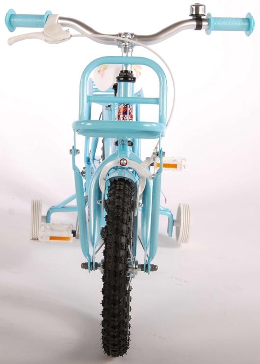 """Vaikiškas dviratis Volare Yipeeh 14"""" Liberty Urban Blue"""