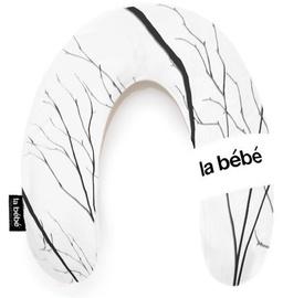 La Bebe Cotton Nursing Maternity Pillow Rich Black Branch