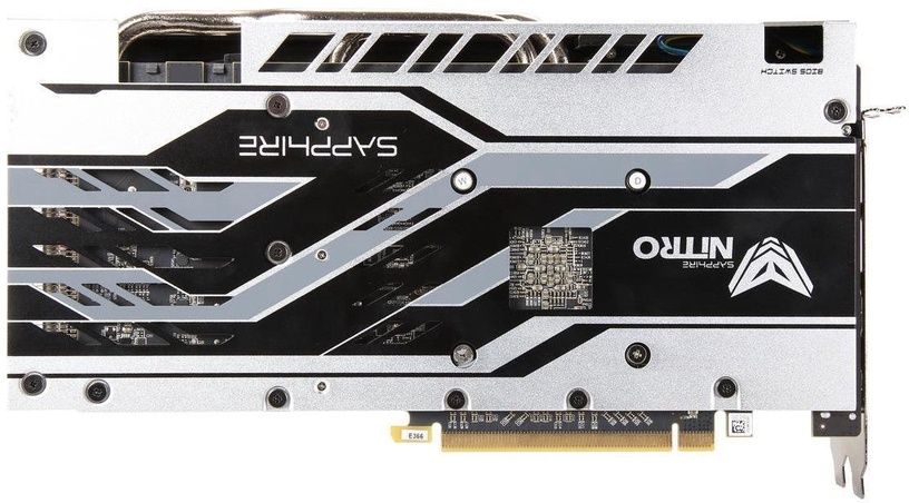 Sapphire Nitro+ Radeon RX580 4GB GDDR5 PCIE 11265-31-20G