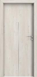 """Durų varčia """"Porta Line H1"""" skand. ąžuolo 644x2030x40 kairė"""