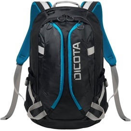 Dicota Active Backpack 14-15.6 Black/Blue