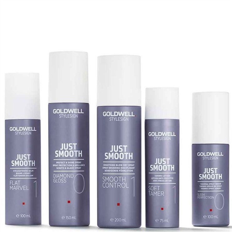 Goldwell Style Sign Just Smooth Flat Marvel Straightening Balm 100ml