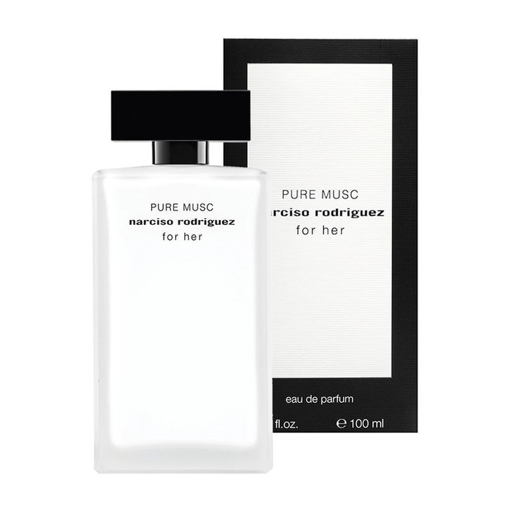 Parfüümvesi Narciso Rodriguez For Her Pure Musc, 100 ml EDP