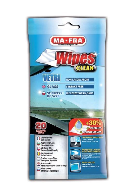 Влажные салфетки Ma-Fra Wipes Clean 20pcs