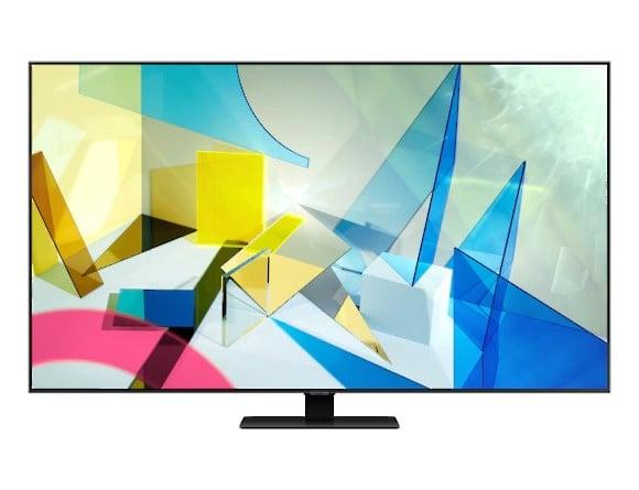Televizorius Samsung QE55Q80TATXXH QLED