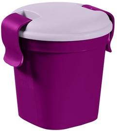 Curver Food Bowl/Cup 0,4L Lunch&Go Purple