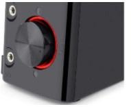 Magnetoola Redragon GS550, 6 W, must