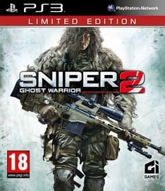 Sniper Ghost Warrior 2 Limited Edition PS3