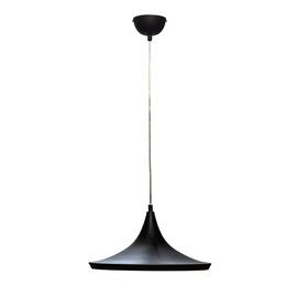 Griestu lampa Futura A702-1 E27, 60W, melna