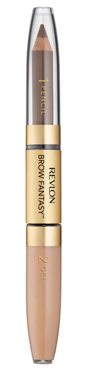 Revlon Brow Fantasy Pencil & Gel 1.49g Dark Blonde