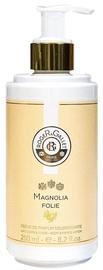 Kūno losjonas Roger & Gallet Magnolia Folie, 250 ml