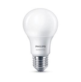 SPULDZE LED SSW A60 9.5W E27 WW FR 806LM (PHILIPS)