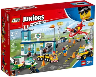 Konstruktors LEGO Juniors City Central Airport 10764