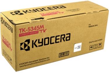Tonera kasete Kyocera TK 5345M, fuksīna (magenta)
